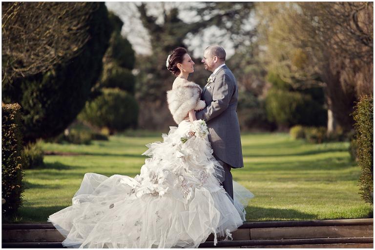 Wedding at Norwood Park