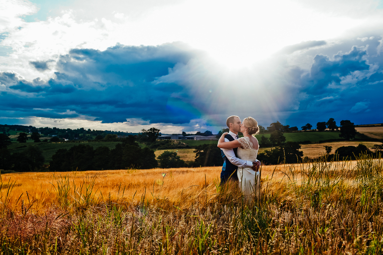 wedding photography at shottle hall