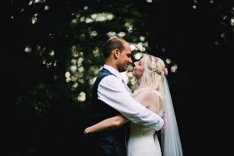 wedding photography at Hothorpe Hall and Woodlands